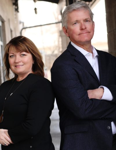 Jackie & Brent Friesth, Founders of Bolder Insurance